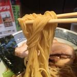 藤堂 - 丸の醤油 麺