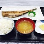 三角マーケット 満腹亭 -