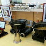 能登ロイヤルホテル - 車麩煮物です。うちは味噌汁では昔良く食べてました。煮物にしても良いですね