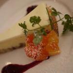 BABBO - +¥350のドルチェ チーズケーキ♪