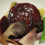 シェ・ムラ - イノシシのバラ肉