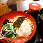 一酵や - 一酵や つけ麺 (麺150g)