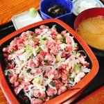 さくら亭 - 馬トロ丼