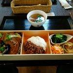 ふぉい - 料理写真:本日の日替わりランチ 1080円