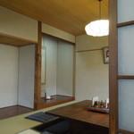 浅田 - 座敷