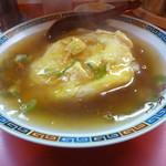 平安 - 天津飯