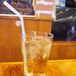 アンコール・ワット - 甘い菊のお茶