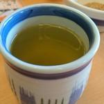 とんQ - お茶
