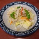 マンプク - 肉野菜炒め