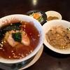 中華料理 祐楼 - 料理写真:ラーメンと五目チャーハンセット 900円