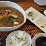 さかぐち - 料理写真:カレーうどん@980