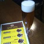 ZAZIE - ランチビール