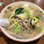 62784775 - 湯麺(塩味) 980円