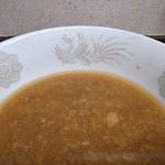 虎丸 - カネシ醤油使用の醤二郎系豚汁