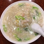 生味園 - 海鮮あんかけ炒飯