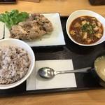 62788456 - 麻婆定食、780円