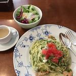 椿屋カフェ - 吉祥寺店のパスタ