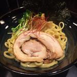 ゴル麺。 - 黄金つけ麺(並)