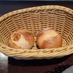 ル・プルコア・パ - 熱々のパン