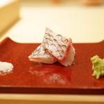 鮨舳 - 鯛