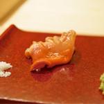 鮨舳 - 赤貝