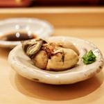 鮨舳 - 牡蠣