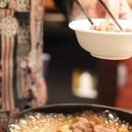 松木家 - 近江牛上すき焼き 7560円