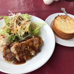 ステージ - 豚バラ肉のソテー