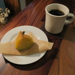 白檀 - スイートポテト&深煎りコーヒー