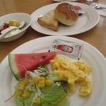 ケイズカフェ - 洋食をいただいてみました。