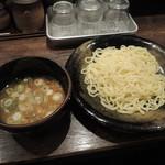 つけ麺隅田 - 醤油つけ麺(中盛)
