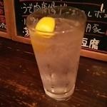 62800211 - レモンサワー素レモン