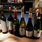 キュベ イトウ - 本日のグラスワイン