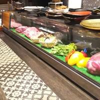 備長炭火焼肉 可不可 - お肉と新鮮お野菜