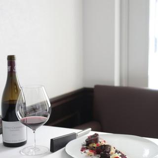 ワインや日本酒のドリンクペアリング
