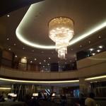 62802052 - 店内 山形駅メトロポリタンホテルの一階だが・・