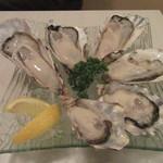 NERIMA OYSTER BAR - 「生牡蠣3種」(2人前)