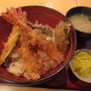 天喜 - 料理写真:サービス天丼