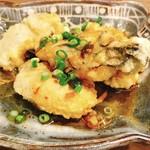 62804443 - 牡蠣の天ぷら