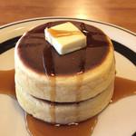62805924 - 分厚いホットケーキ♡