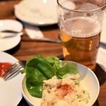 ティルナノーグ - ポテトサラダ