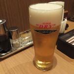 62807626 - 生ビール(2017年02月)