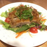 洋食ふくもと - チキンステーキ