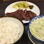 62809317 - 牛タン定食