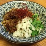 辛っとろ麻婆麺 あかずきん - 和え玉(辛とろ麻婆麺専用)