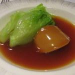 Yan Toh Heen  - 料理写真:蠔皇原隻鮑魚