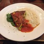 レストラン ワイワイ - 梨北新玄米を使用した本日のリゾット 780円(税込)