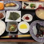 ペンションうーにー - 朝食 (2017.1)