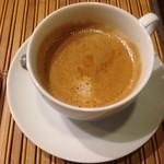 シェ・トワ - エスプレッソに見えるコーヒー♡