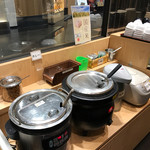 62812630 - ご飯&カレー&味噌汁